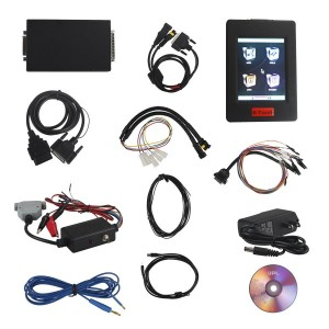 Protocols Hand-Held ECU Programmer Touch MAP