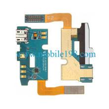 Запчастей для зарядки Разъем Flex кабель для Samsung Galaxy Примечание 2 N7105