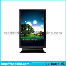 LED Advertising Display Free Standing Scrolling Light Box