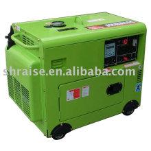 Gerador Diesel (Aprovado CE / EPA)