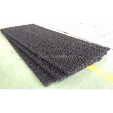plastic outdoor drainage mats/ Drain Drainage sheet mats with geotextile