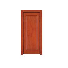 Puerta de madera sólida puerta interior de madera de la puerta del dormitorio (RW028)
