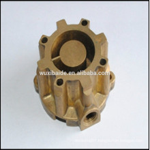 Custom 4 Axis OEM cnc machining copper/brass cnc parts industrial spare parts