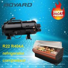 sala de enfriamiento de la cortina de Boyard ce rohs monofásicos refrigeración compresor 1hp r22 r404a para refrigerador de los congeladores
