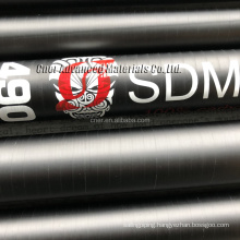 Mast for sailing boat with carbon fiber tube or custom size
