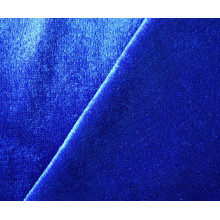 Warp Knit Polyester Velvet Cloth