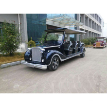 Ce Approved China Factory 12 Seater Electric Classic Cars