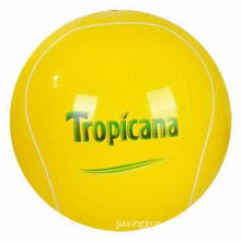 Inflatable kids beach ball, used for promotions, OEM orders are accepted