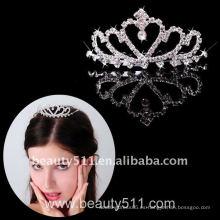 Astergarden Real Foto accesorio de la boda Tiara corona ASJ015