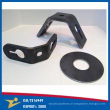 Fornecedor de alta qualidade do serviço da demanda do corte do laser do metal de folha