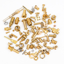 OEM Brass Turned Part Hardware CNC Turning Machining Prototype Brass Copper Motorcycle Car Parts Low CNC Machining Fittings Cost