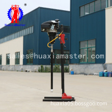 BXZ-2L vertical backpack rock core drilling rig small core sample drilling rig