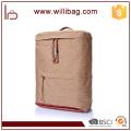 Fabricante único de la mochila de encargo al por mayor de la moda del diseño