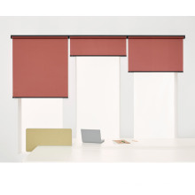 Most Popular Superior Quality Best Price sunscreen & blackout mototized and manual curtain blinds