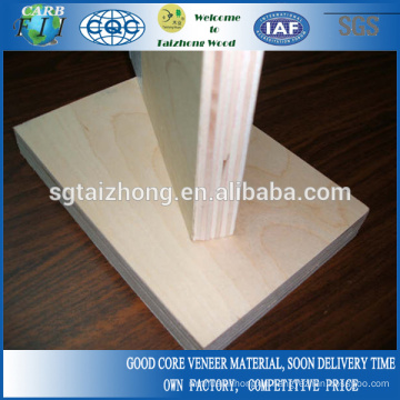 Good Poplar Core 19MM Plywood