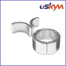 Zinc Tile Neodymium Magnets (A-007)