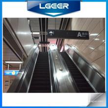 Subway Station Escalator