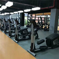 Rubber Fitness center Palestra Club Flooring