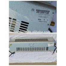 281200130 bus air conditioner condenser aluminum radiator for Kinglong