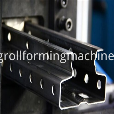 Storage Shelf Rack Roll Forming Machine