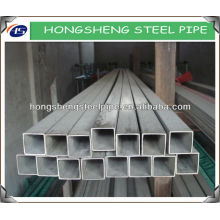 welded stainless steel square pipes