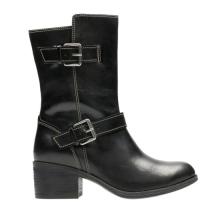 высокое качество пряжки половина bootsall дамы дизайн обуви/обувь слайды