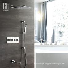HIDEEP Bathroom Shower Termostática Bath Shower Faucet