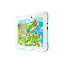 Dual System Chomp Private Smart kid Learning Tablet for ear