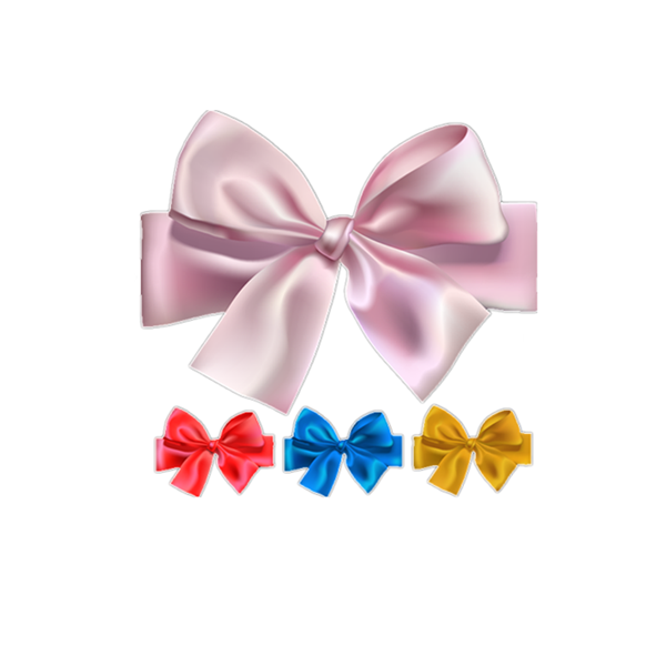 Ribbon Bow for decoration gift