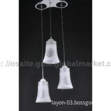SAA  modern glass hanging lamps