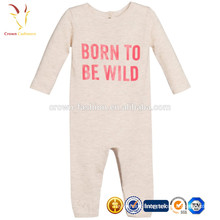 Cute Long Sleeve Cashmere Baby Layette