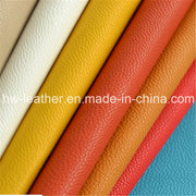 Faux PU Leather for Money Clip Purse Wallet Hw-955