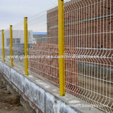 Wire fence, used as Protection fencing for roads, railways, airports, residence districts