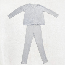 Grey pajamas for home