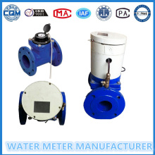 Smart Power Valve for Remote Reading Water Meter