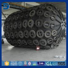 Pára-choque pneumático de Yokohama do embarcadouro do barco de ShunHang 4.5mX9m