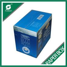 Caixa de embalagem de caixa impressa personalizada para cerveja