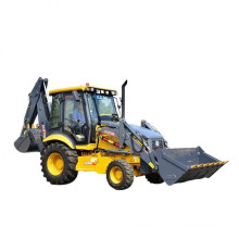 Hot Sale Small Digging Tractor Chinese Backhoe Loader with Bucket