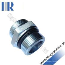 Metrische / Bsp-O-Ring-Dichtung Hydraulische Rohrverschraubung (1CG)