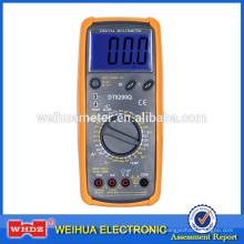 Автомобильный мультиметр DT8200Q с температурой зуммер с рабочий цикл с углом обитать с тахометра