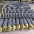 Hot sales galvanized chain link fence