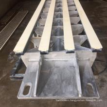 Ceramic Based Hydrofoil Low Vacuum Dewatering Ceramic Covers