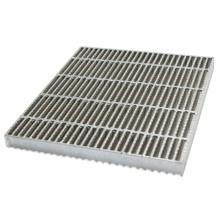 Grade elétrica de grade de barras de aço galvanizado