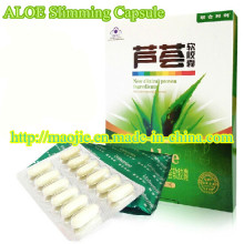 100% Natural Aloe Detoxification Weight Loss Capsule (MJ-24caps*1g)