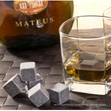 Velvet Bag Whisky Rocks Ice Wine Stone (SR7895)