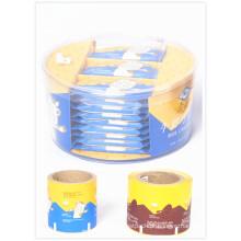 Empacotamento plástico do filme do chocolate, filme de rolo dos doces, filme de rolo dos petiscos