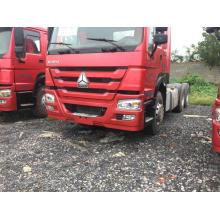 Caminhões trator bem condicionados usados para venda