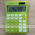New Design 12 Digits Large LCD Screen Check & Correct Function Desktop Calculator, with Fancy Optional Colors (CA1222)