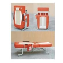Складная термальная массажная кровать нефрита (RT-6018F-2)