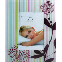 Fashion 4x6 inch Glass Photo Frame